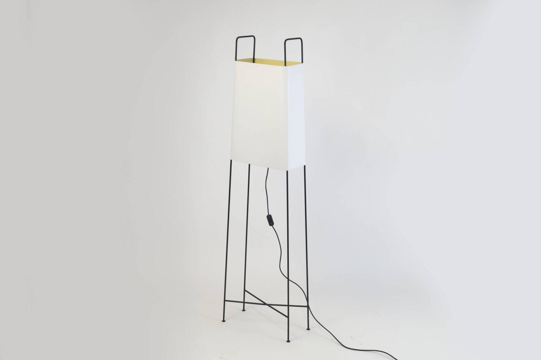 Box Standleuchte von Carl Auböck, 1990er