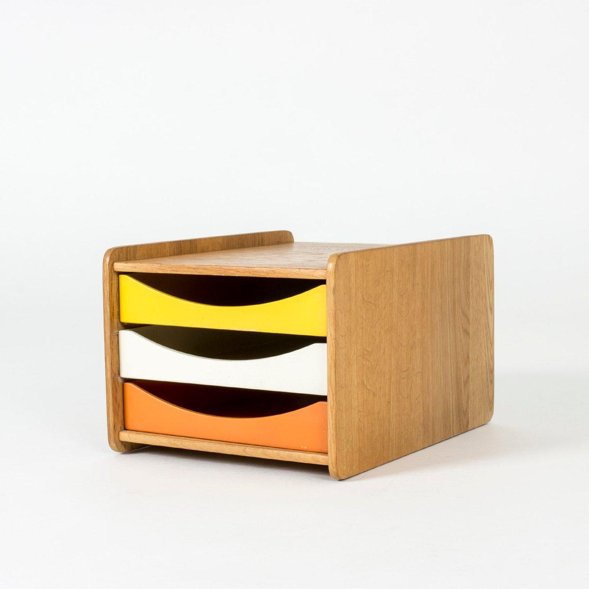Vintage Desk Organizer By Borge Mogensen For Karl Andersson Söner