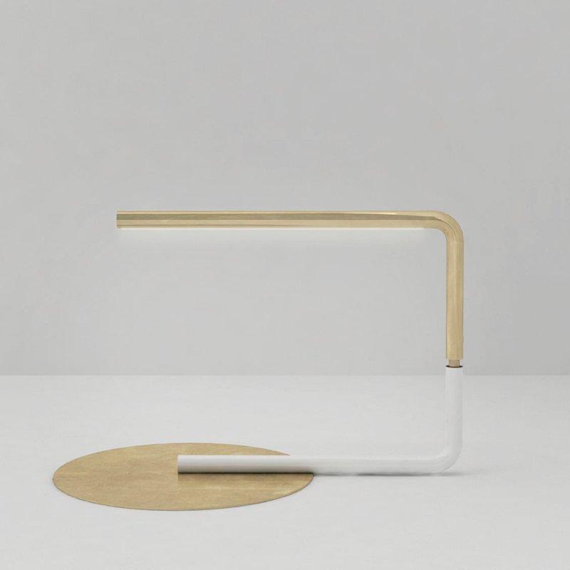 Swam Tischlampe von Monica Gasperini