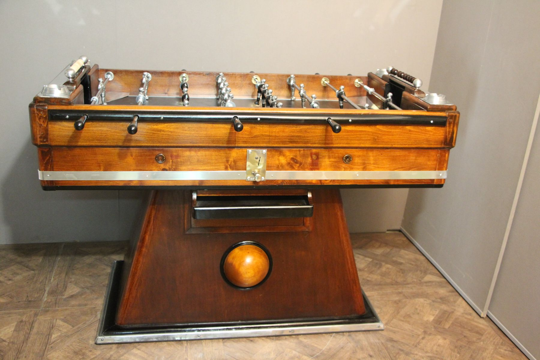 French Foosball Table S For Sale At Pamono - Antique foosball table for sale