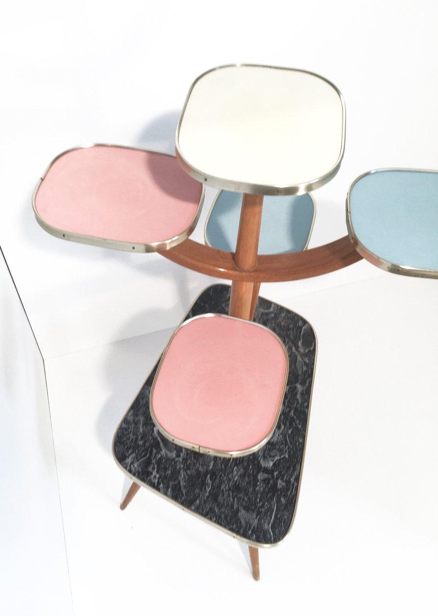 mid century pflanzen oder blumenst nder 1950er bei pamono kaufen. Black Bedroom Furniture Sets. Home Design Ideas