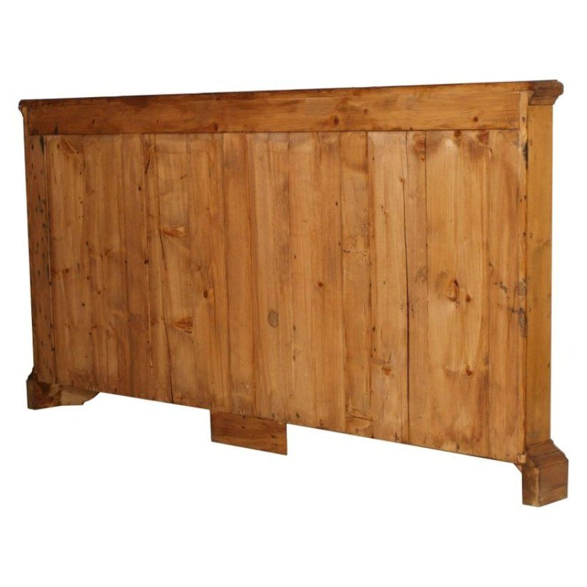 sideboard mit vitrine 1940er bei pamono kaufen. Black Bedroom Furniture Sets. Home Design Ideas