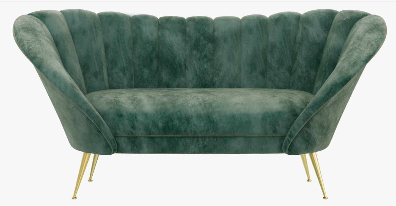 Andes 2-Sitzer Sofa von Covet Paris