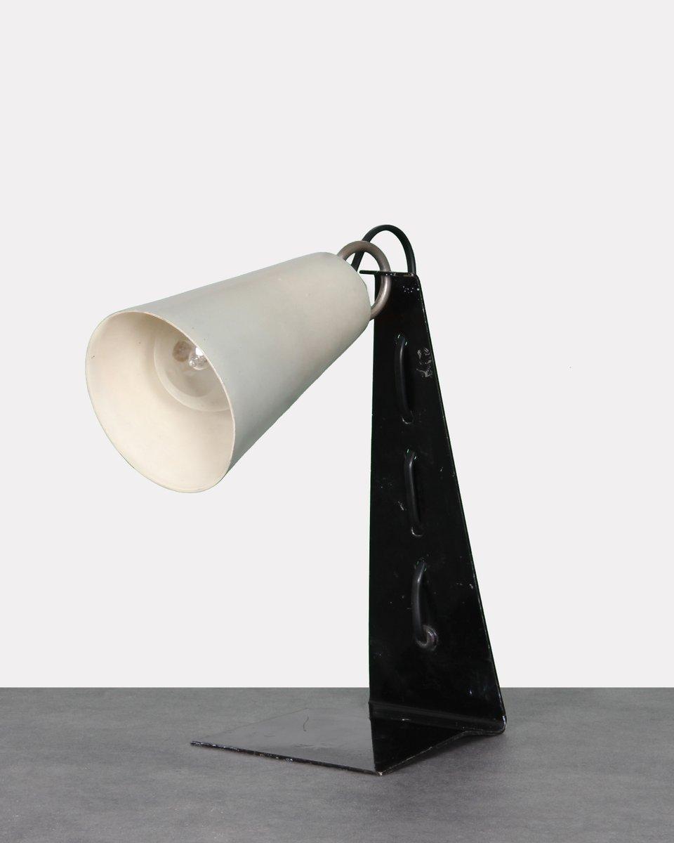 Lampe von Apolinar Jan Galecki für Meos, 1960er