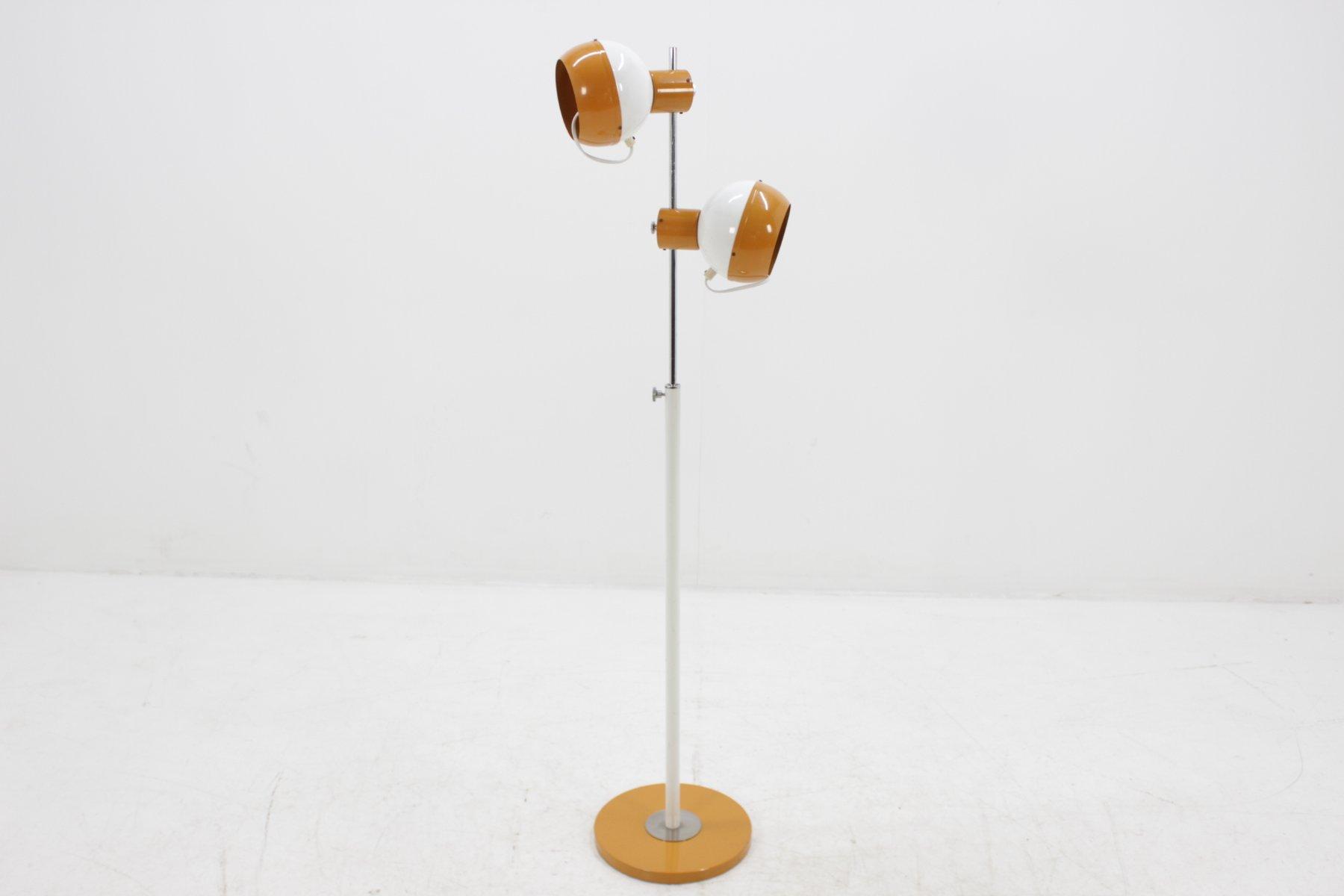 Mid-Century Stehlampe für Josef Hurka für Drukov, 1970er