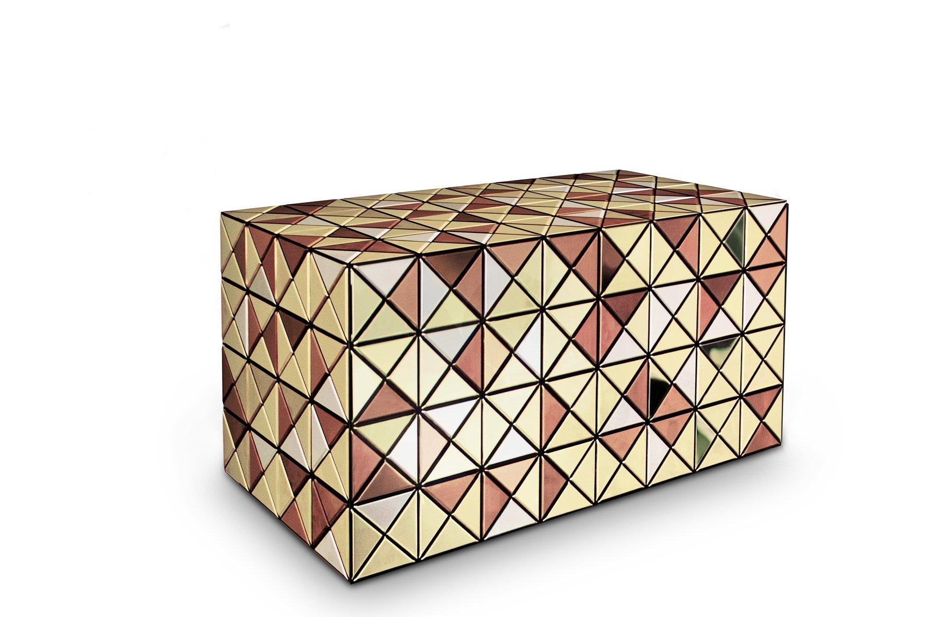 pixel nachttisch von covet paris bei pamono kaufen. Black Bedroom Furniture Sets. Home Design Ideas