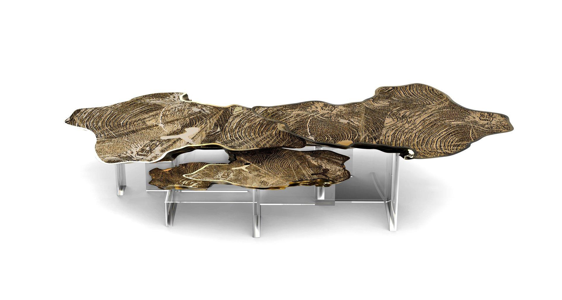 Monet Tisch von Covet Paris