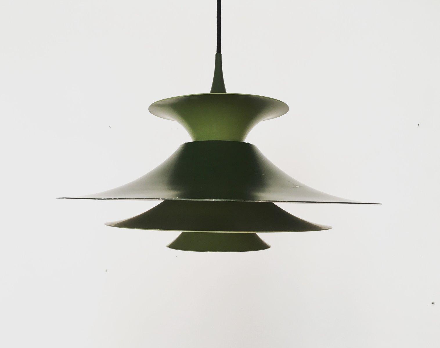 Radius 1 Hängelampe von Erik Balslev für Fog & Mørup, 1960er