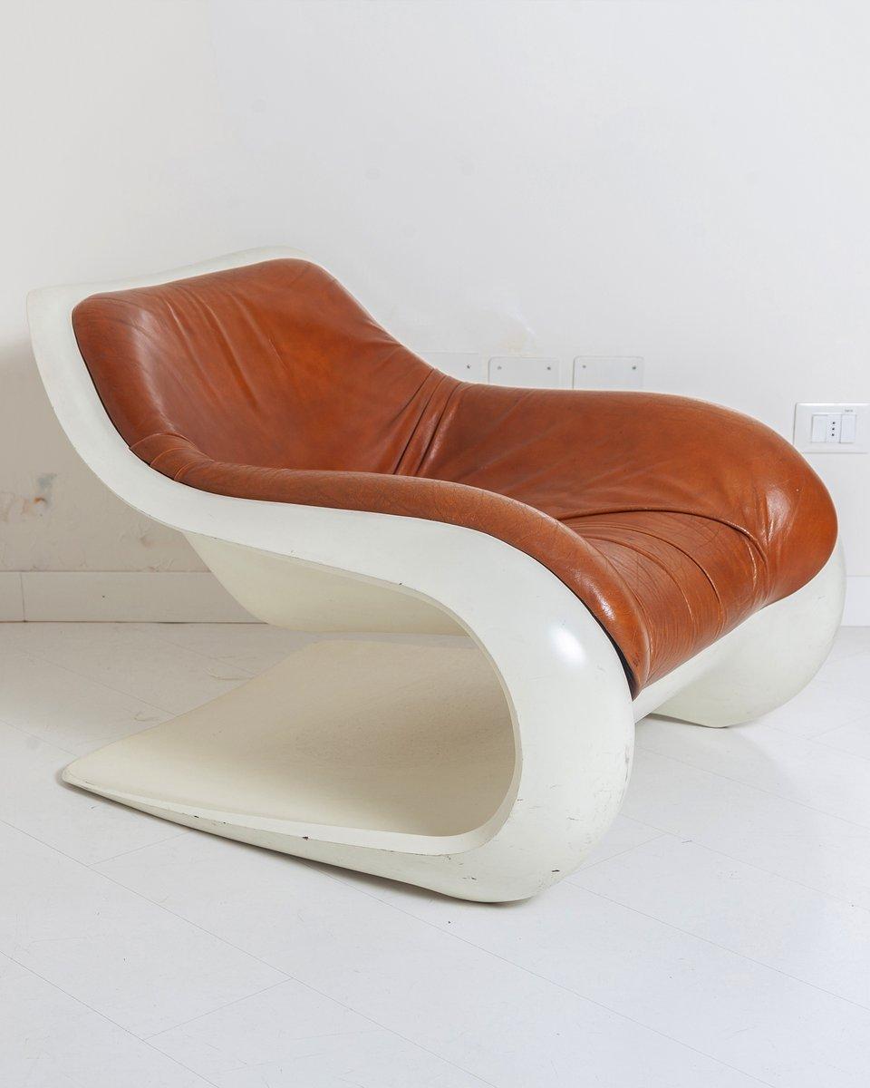 Targa Sessel von Klaus Uredat für Horn Collection, 1971