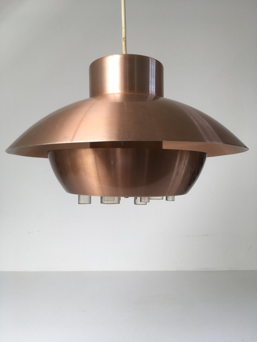 lampe suspension space age ufo vintage de raak 1960s en vente sur pamono. Black Bedroom Furniture Sets. Home Design Ideas