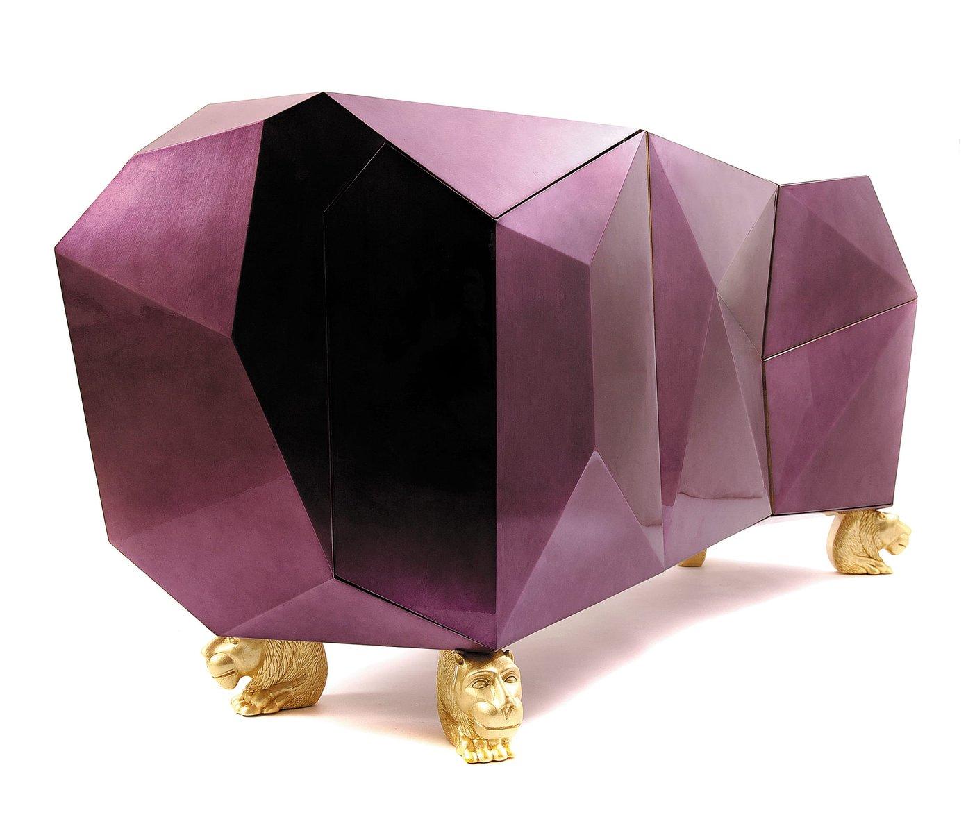 Diamond Amethyst Sideboard von Covet Paris