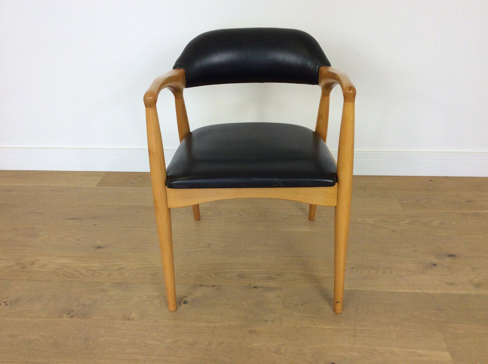 mid century stuhl von ben 1966 bei pamono kaufen. Black Bedroom Furniture Sets. Home Design Ideas