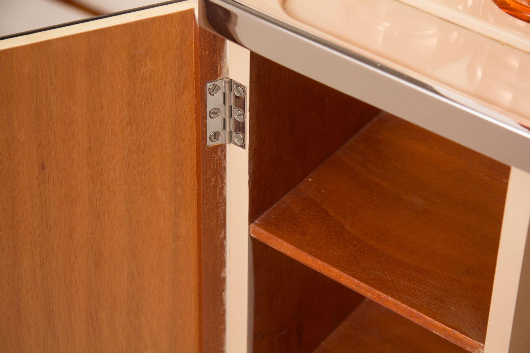 Armadietto Da Bagno Schneider : Mobiletto da bagno art deco con vasi e giare di asprey anni
