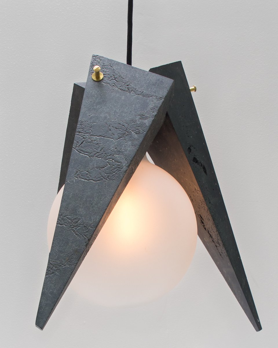 Giant Starfish Ceiling Lamp from Blom & Blom for sale at Pamono