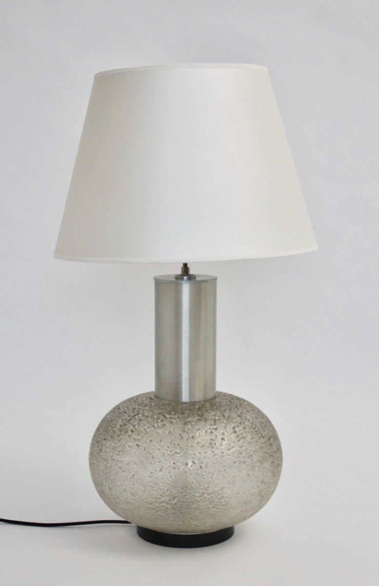 Tisch-oder Stehlampe von Doria Leuchten, 1970er