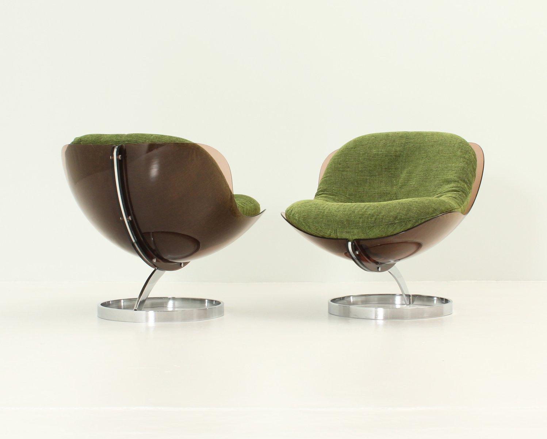 Sphere Sessel von Boris Tabacoff für Mobilier Modulaire Moderne, 1971,...