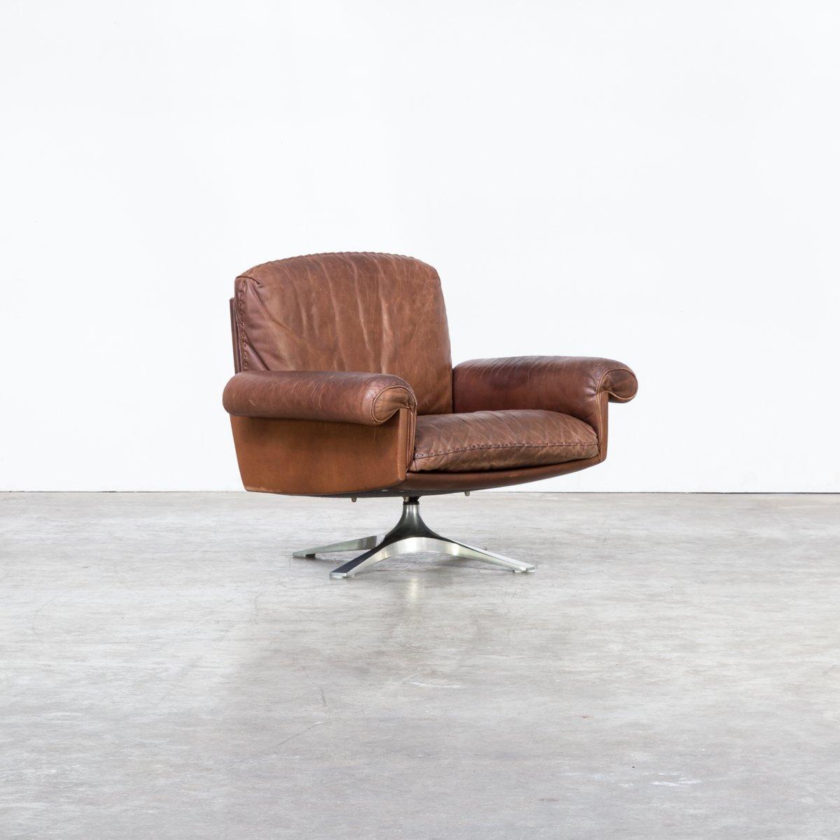 ds31 sessel von de sede 1960er bei pamono kaufen. Black Bedroom Furniture Sets. Home Design Ideas