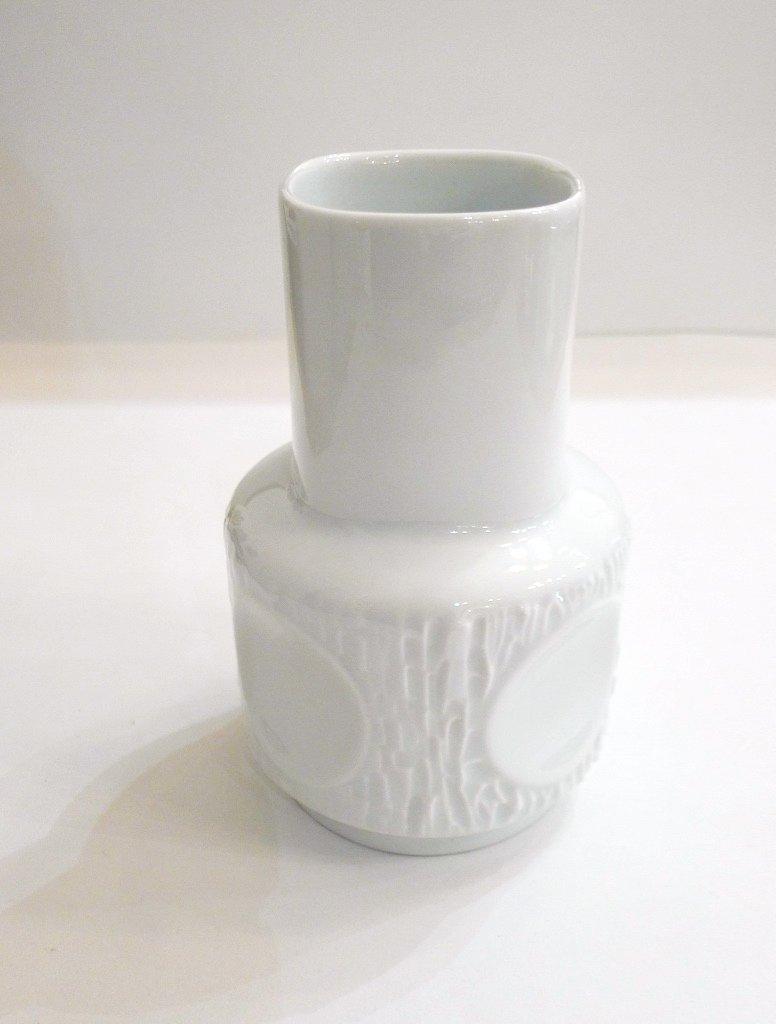 kleine deutsche vintage porzellan vase von johann seltmann vohenstrauss 1970er bei pamono kaufen. Black Bedroom Furniture Sets. Home Design Ideas