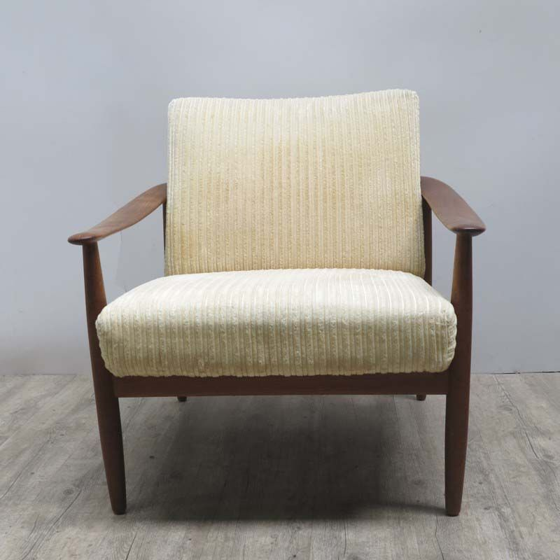 Genial Vintage Armchairs From Knoll, Set Of 2