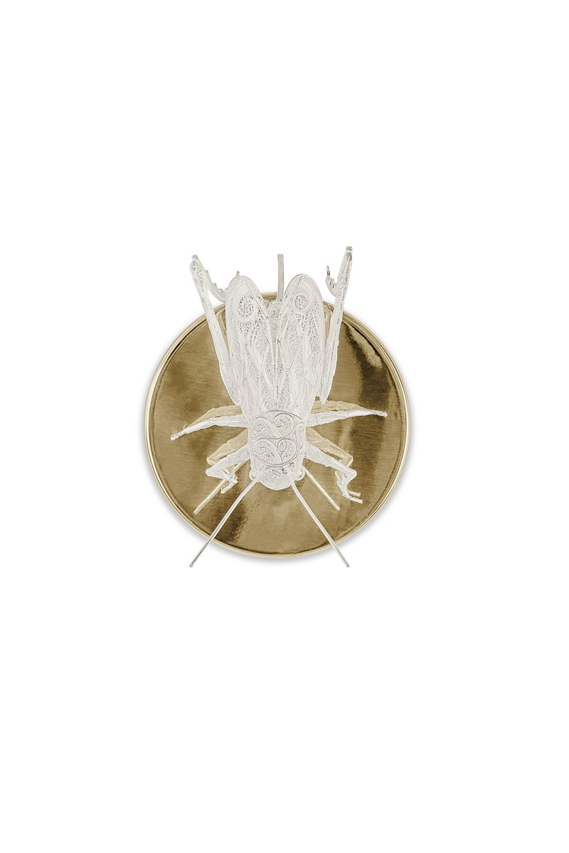 Filigree Cricket Wandlampe von Covet Paris