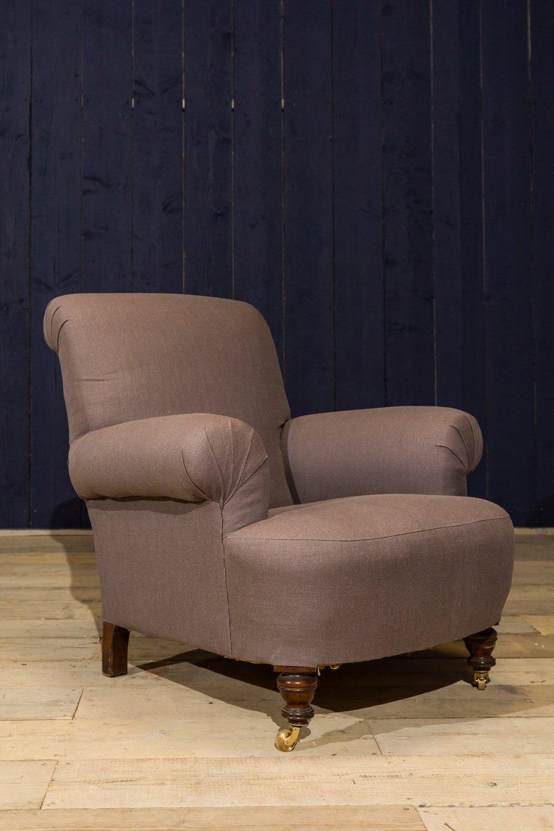englischer sessel 1970er bei pamono kaufen. Black Bedroom Furniture Sets. Home Design Ideas