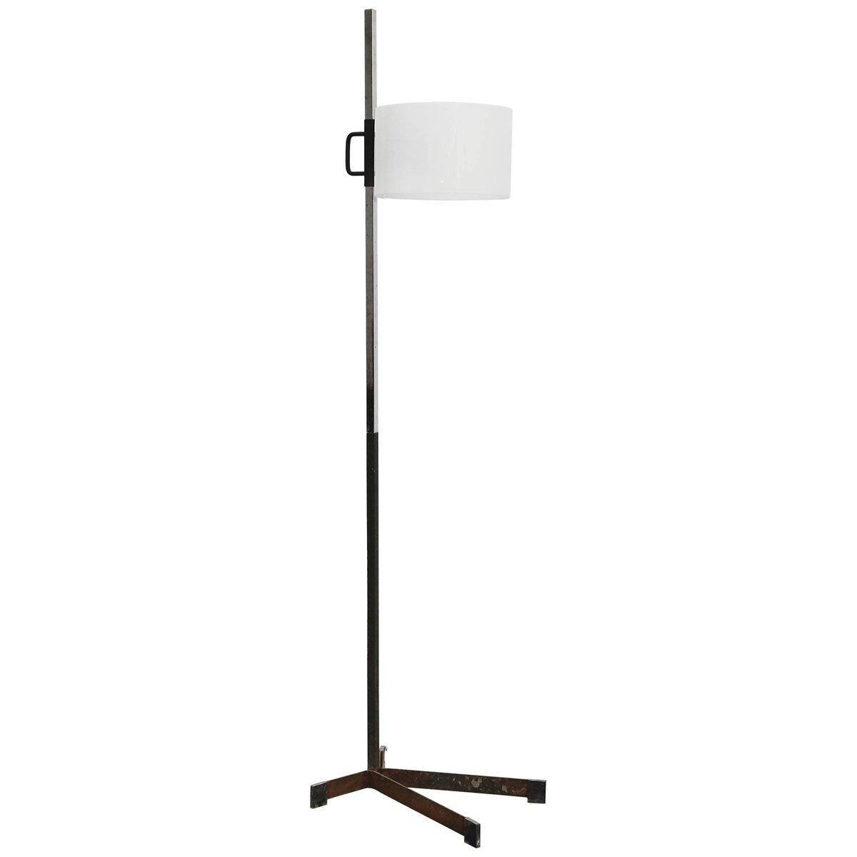Spanische Stehlampe von Miguel Mila? für Tramo, 1950er
