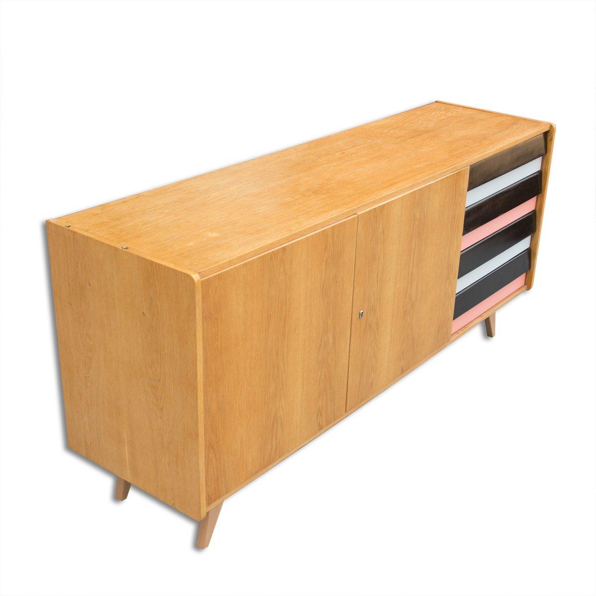 Modell u 460 sideboard von ji jiroutek f r interier for Sideboard 4 meter lang