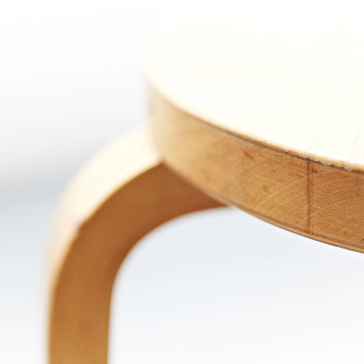 Stool By Alvar Aalto For Artek 1960s For Sale At Pamono