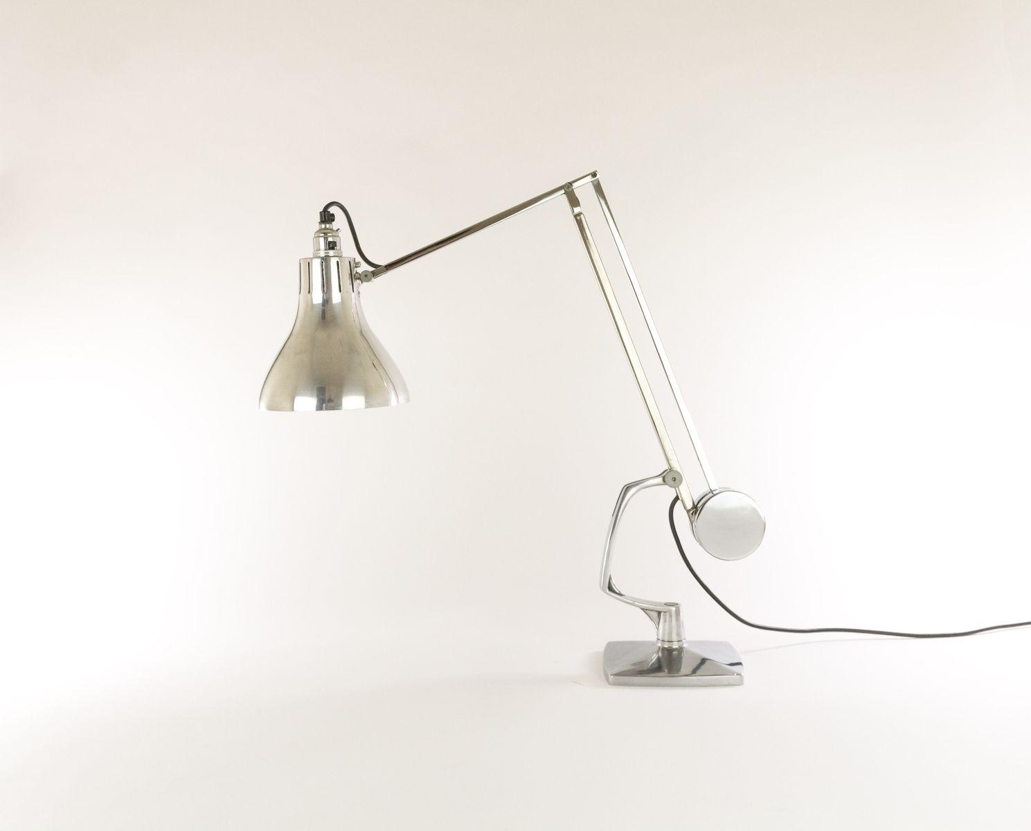 Gegengewicht Schreibtischlampe, 1930er