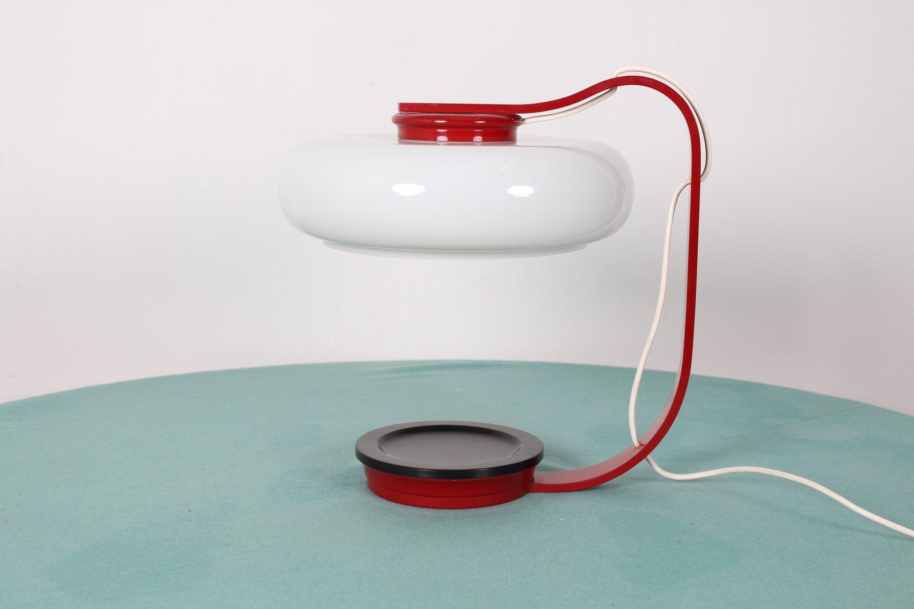 Vintage Tischlampe von Pia Crippa Guidetti für Lumi