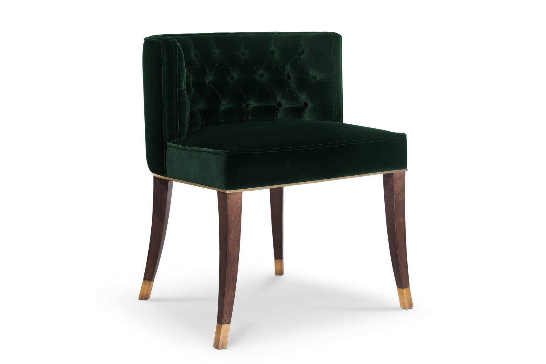 chaise de salon bourbon de covet paris en vente sur pamono. Black Bedroom Furniture Sets. Home Design Ideas
