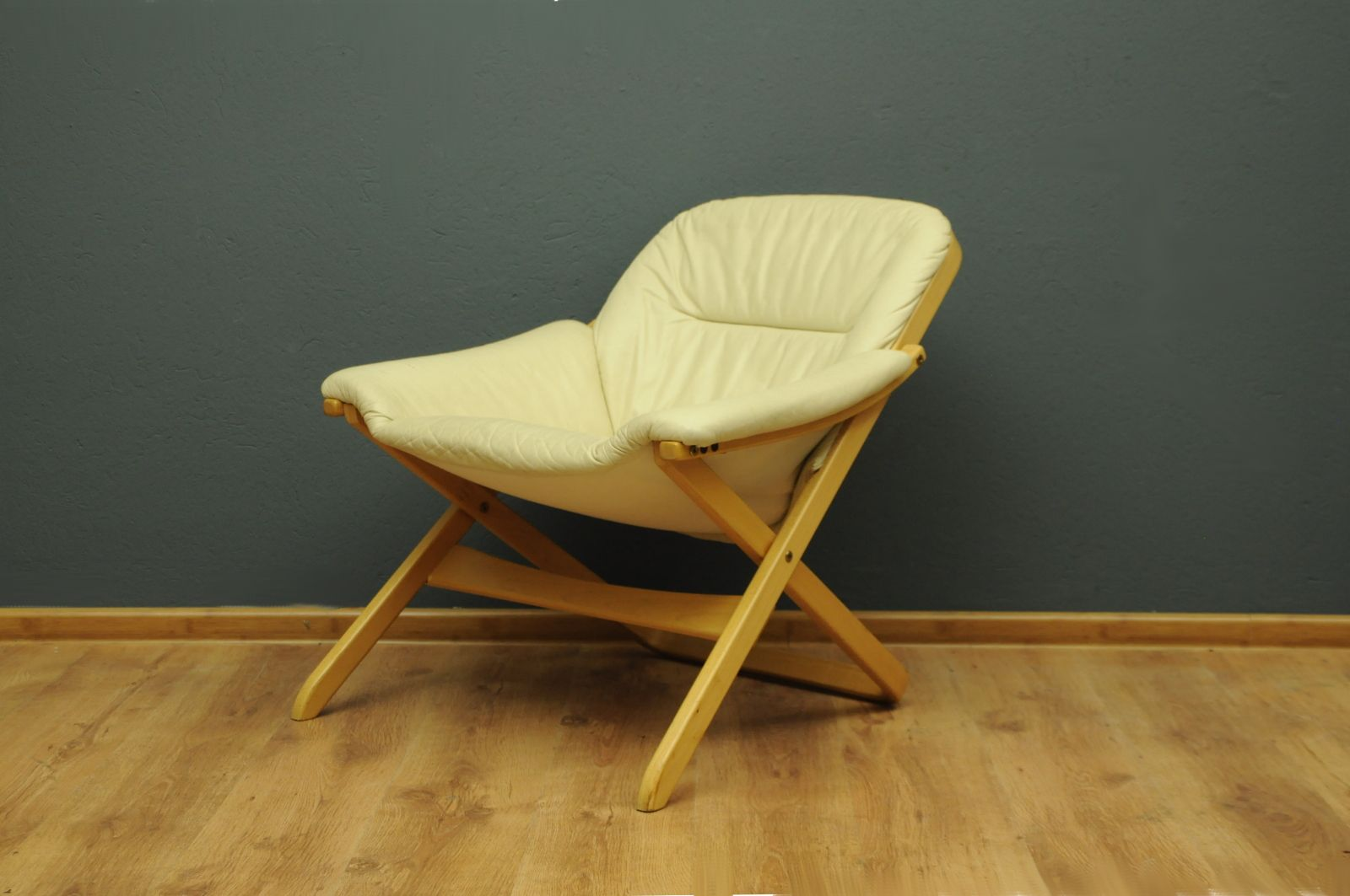 vintage swedish lounge chair from g m bel for sale at pamono. Black Bedroom Furniture Sets. Home Design Ideas