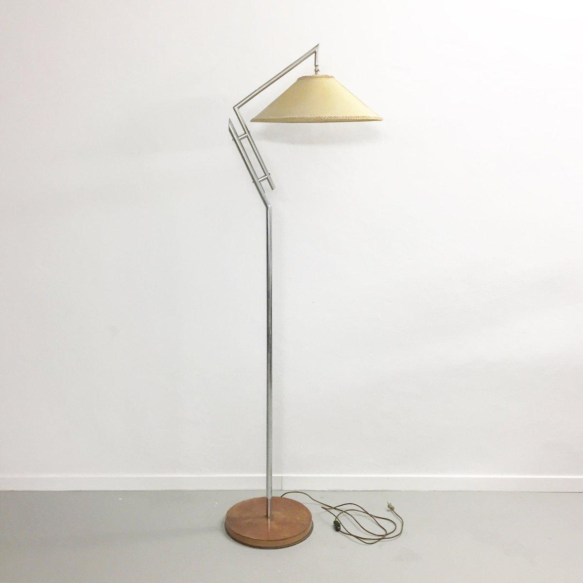 Rationalismus Stehlampe, 1940er