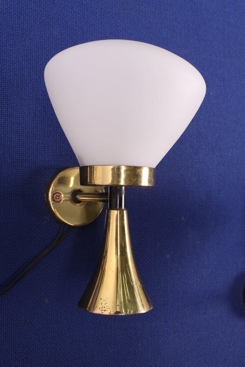 Wandlampen von Stilnovo, 1960er, 4er Set