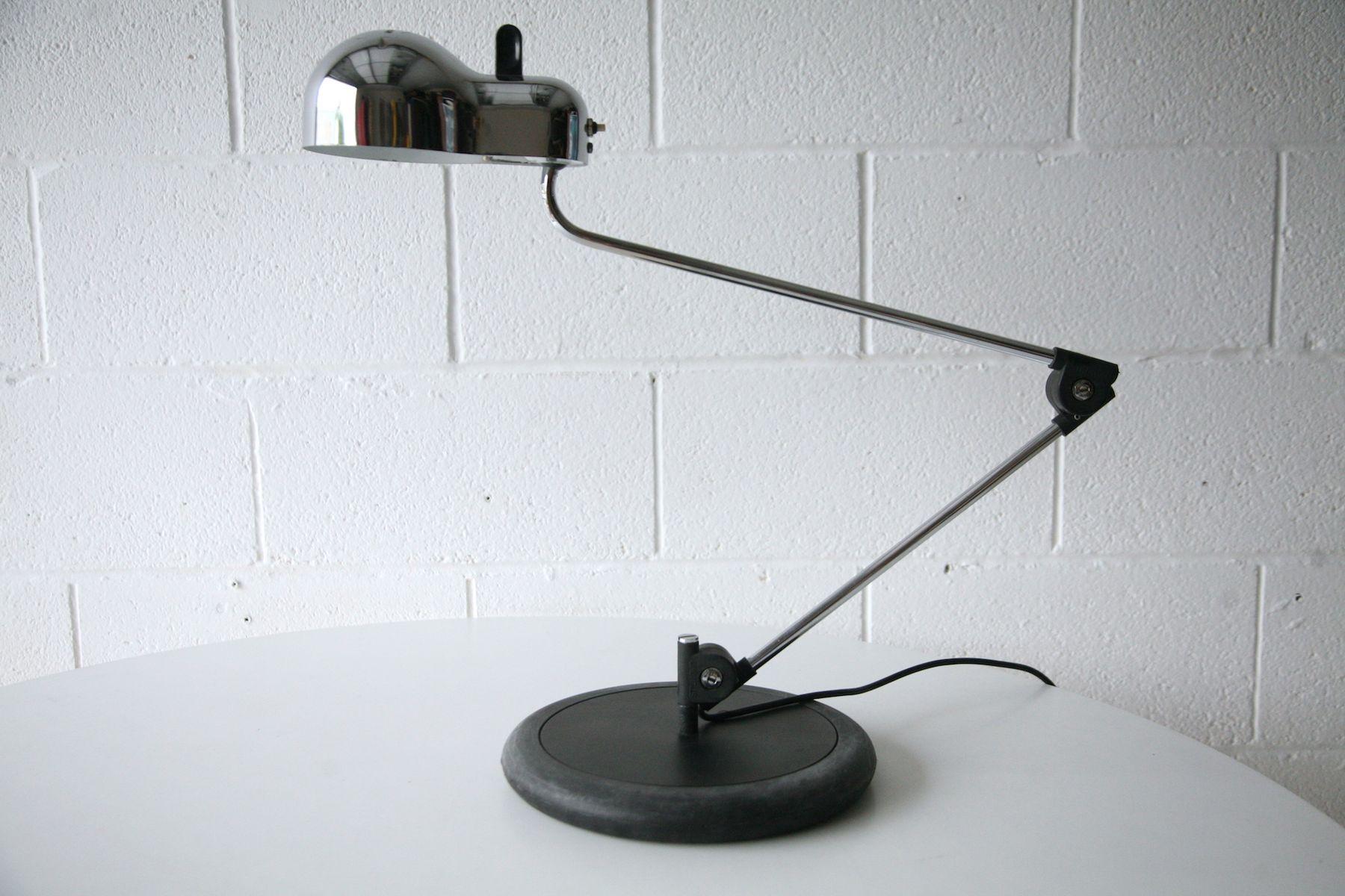 Topo Schreibtischlampe von Joe Colombo für Stilnovo, 1970er