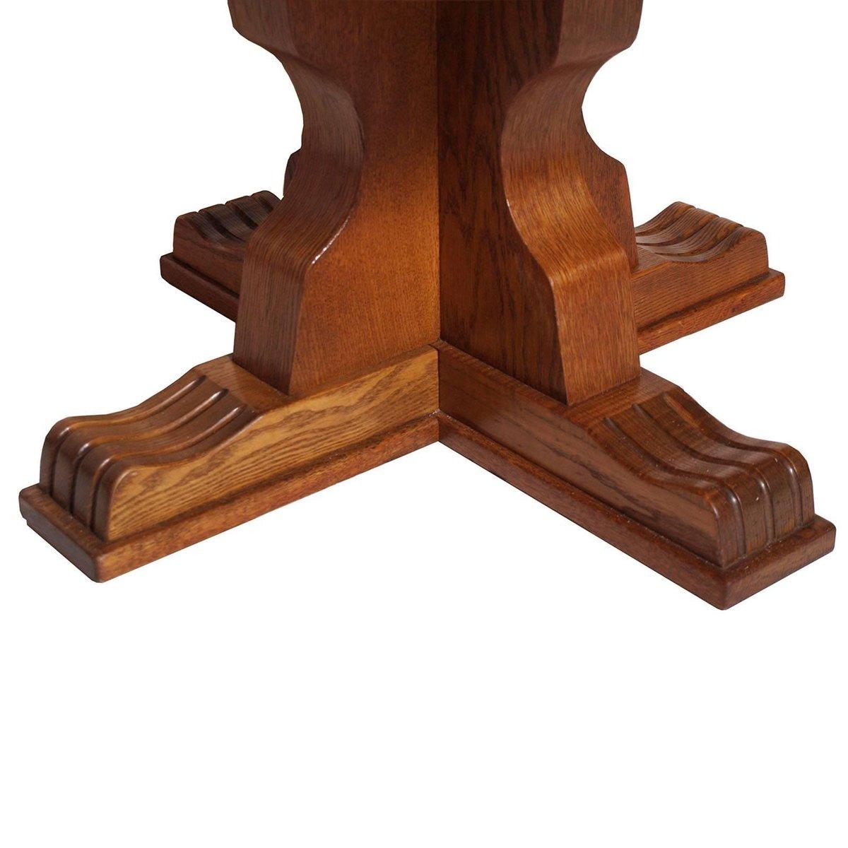 f7cda9c981bdf0 Table Basse en Noyer Massif avec Plateau en Céramique, 1960s en ...