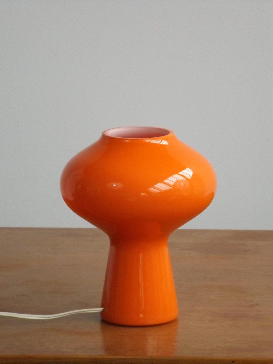 Mid-Century Fungo Schreibtischlampe von Massimo Vignali für Venini