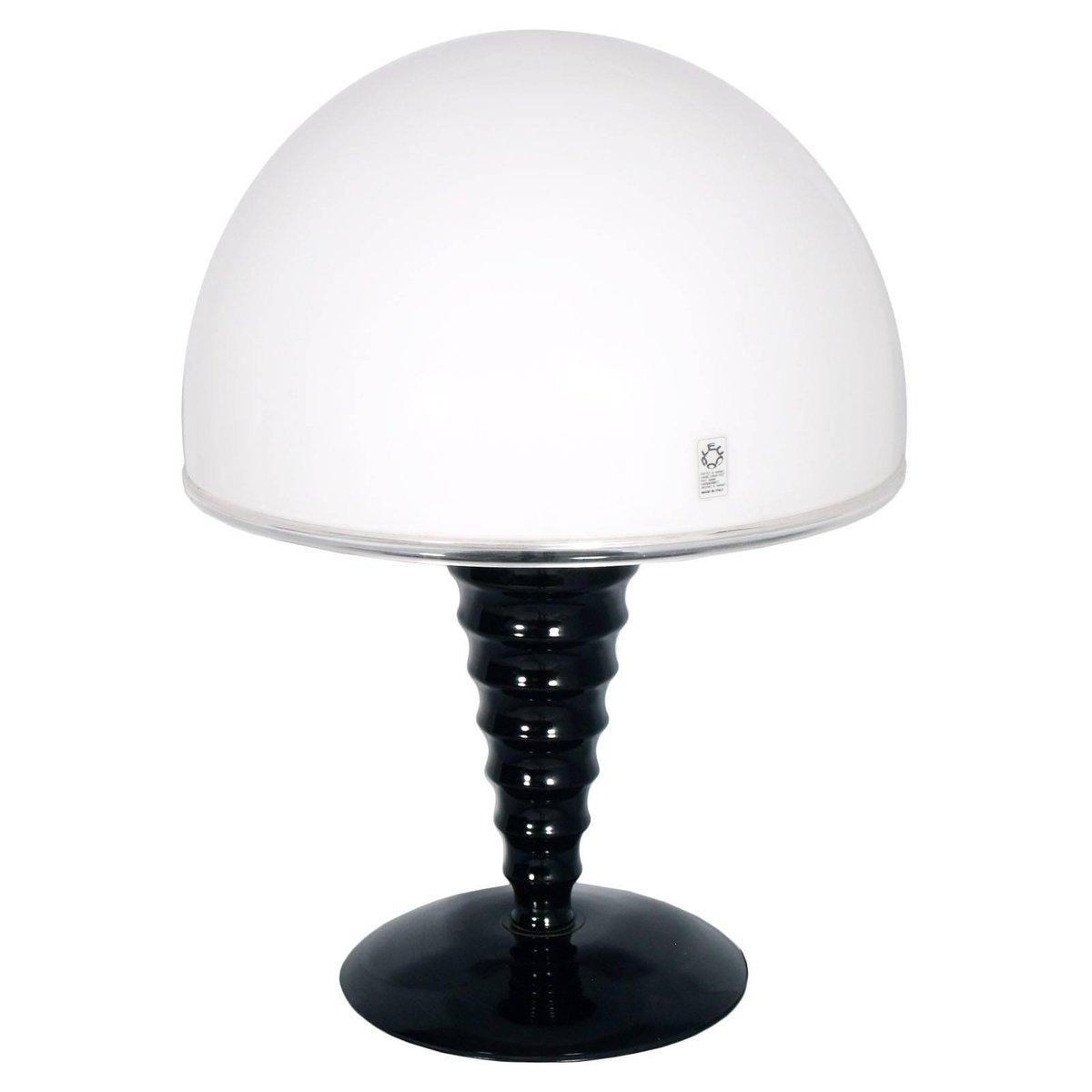 Mushroom Tischlampe von Roberto Pamio & Renato Toso für Leucos Lightin...