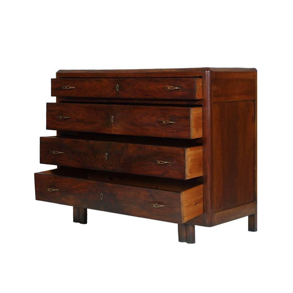 italienische vintage kommode 1930er bei pamono kaufen. Black Bedroom Furniture Sets. Home Design Ideas