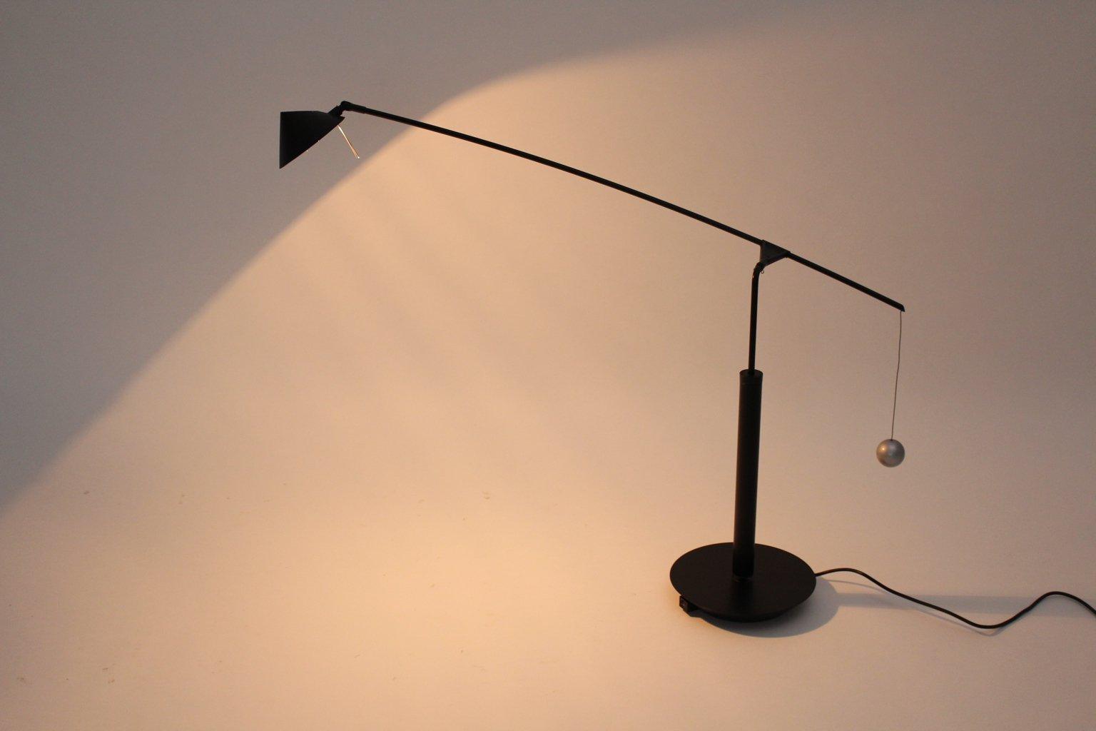 vintage nestore schreibtischlampe von carlo forcolini f r artemide bei pamono kaufen. Black Bedroom Furniture Sets. Home Design Ideas