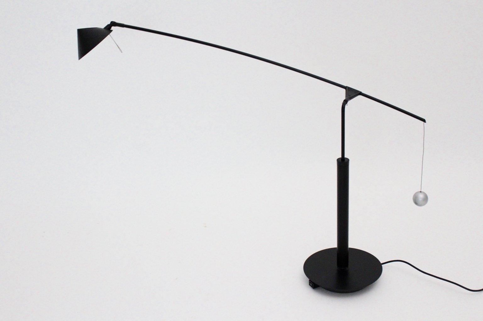 Vintage Nestore Schreibtischlampe von Carlo Forcolini für Artemide