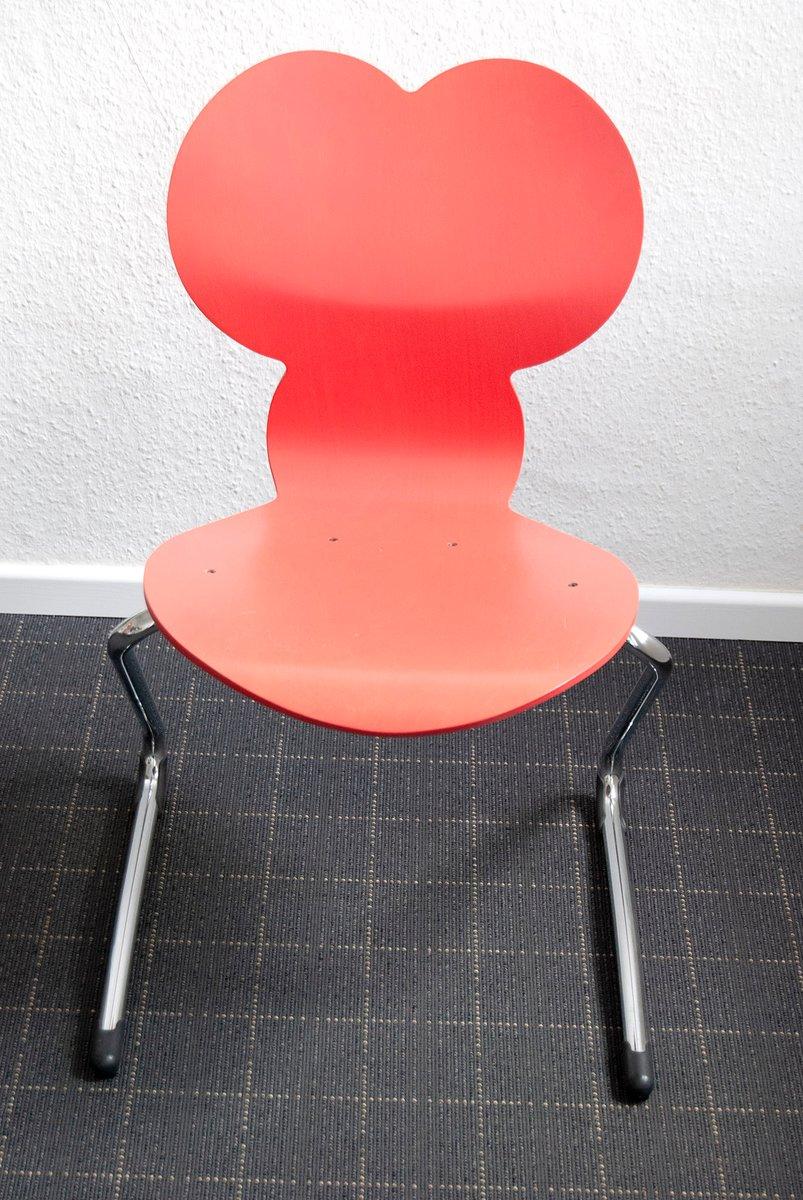 modell pantoflex mm micky maus kinderstuhl von verner panton f r vs vereinigte. Black Bedroom Furniture Sets. Home Design Ideas