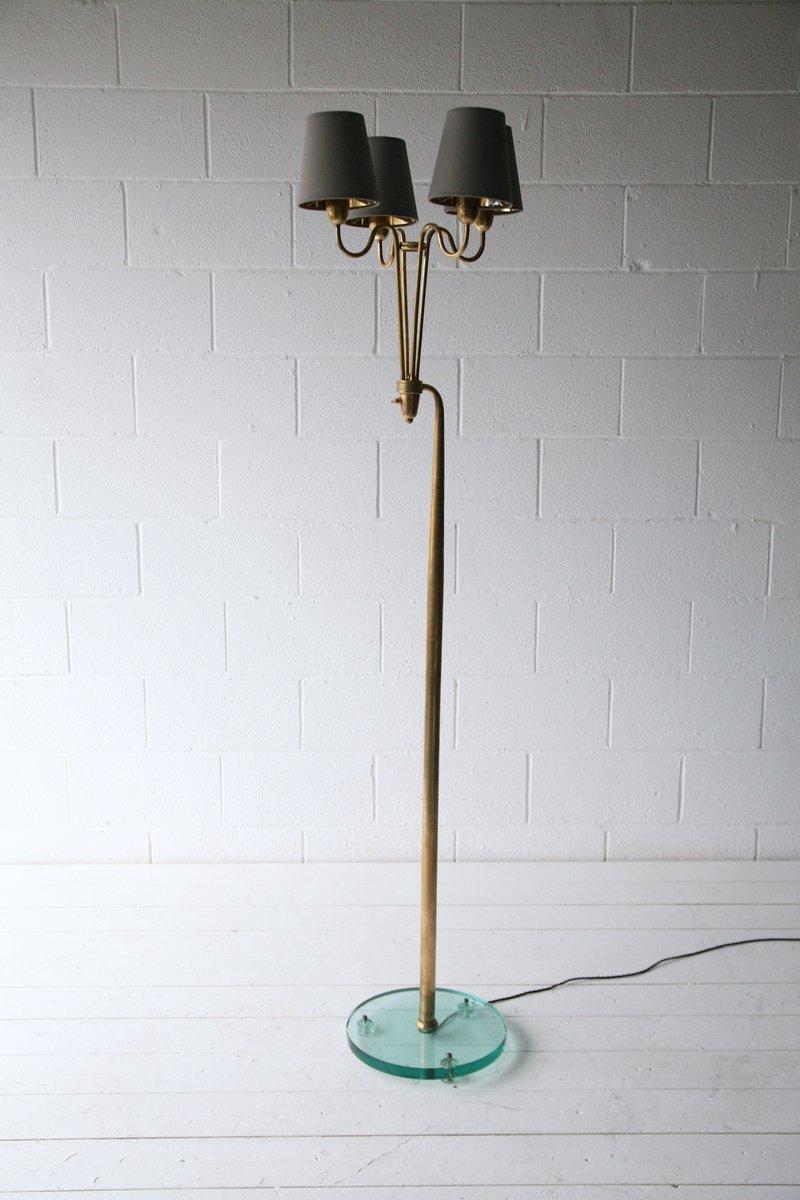 Stehlampe von Pietro Chiesa für Fontana Arte, 1950er