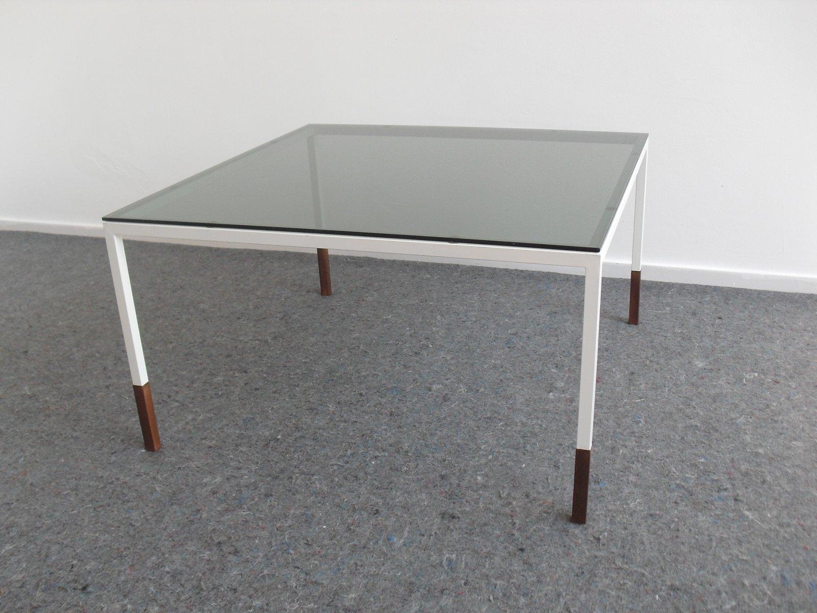 Dutch Minimalist Coffee Table 1960s