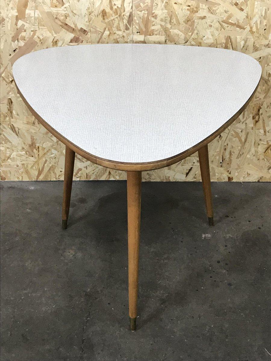 Kidney Shaped Side Table From Ilse Möbel 1950s