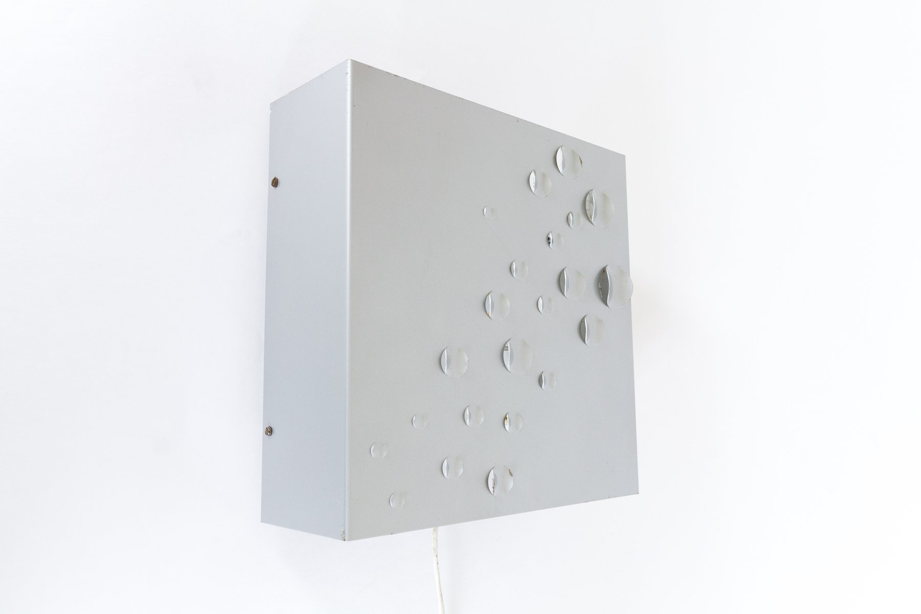 Modell Sterrenregen Wandlampe von Evert Jelle Jelles für Raak, 1960er