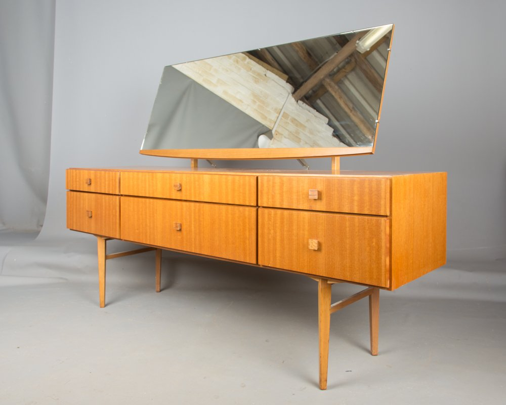 Mid Century Modern Dressing Table From Meredew For Sale At Pamono