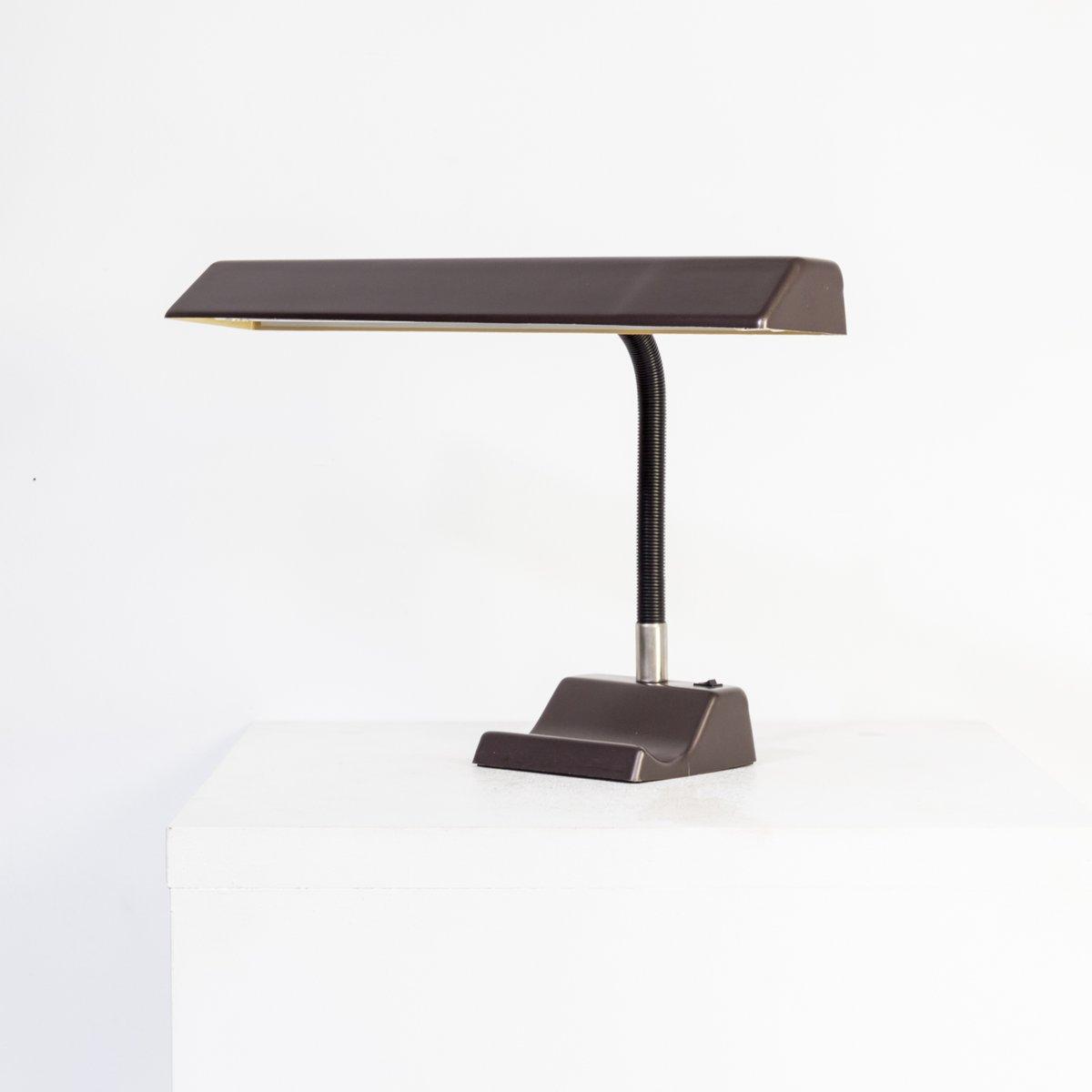 250 Schreibtischlampe mit TL Birne von SIS, 1980er