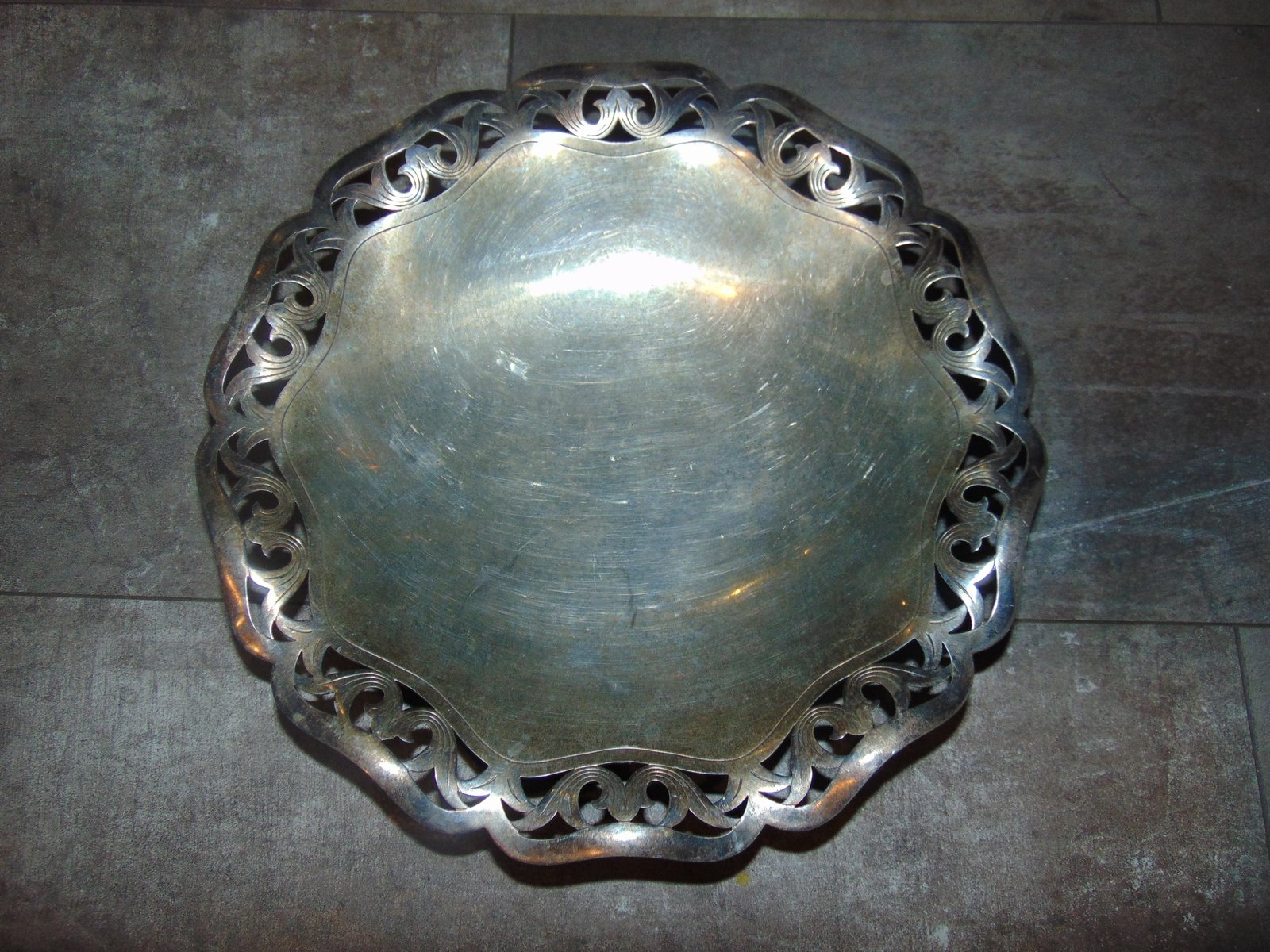 Fruit Bowl from WMF, 1940s for sale at Pamono