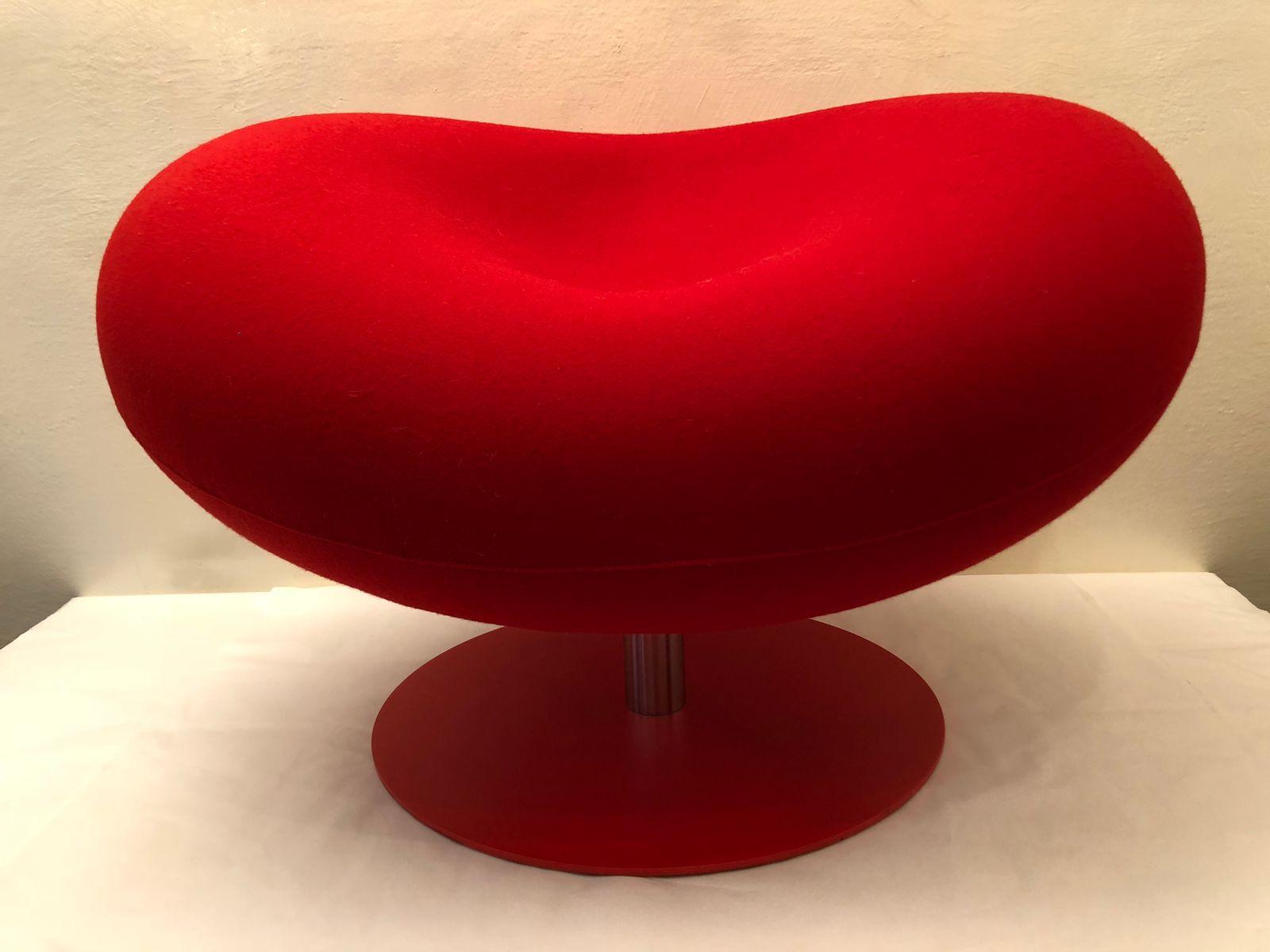 Designer Sessel Von Edra | Dip Chair Von Ashley Hall Fur Edra 2003 Bei Pamono Kaufen